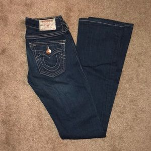 Becky true religion jeans